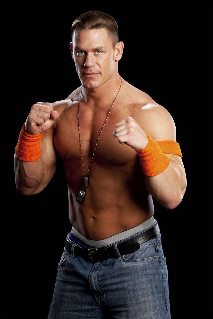 WWE - John Cena  http://www.starmometer.com/wp-content/uploads/2012/03/WWE-John-Cena.jpg
