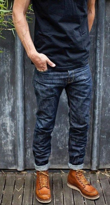 Men's Denim Buying Guide. With this guide, you'll know how to buy denim that don't just fit your inseam but your lifestyle, too.