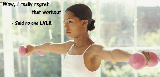 You'll never regret a workout at the North Langford Recreation Centre!