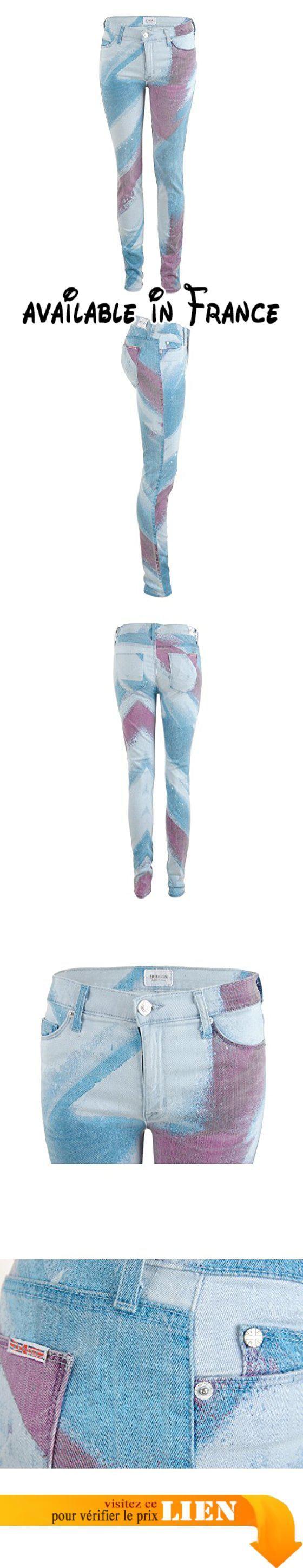 B00C2C3UAQ : Hudson Super Skinny Jeans NICO midrise Gr. 28. Hudson Super Skinny Jeans NICO midrise Gr. 28 | Jeans online kaufen #Apparel #PANTS