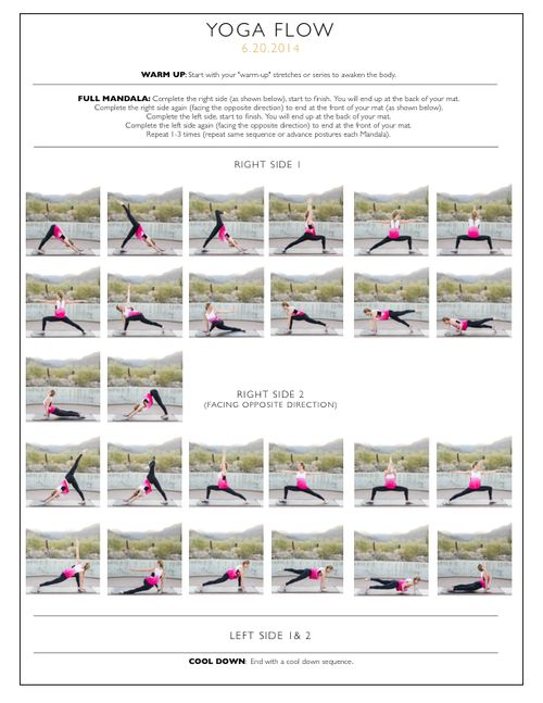 YOGA FLOW + MEDITATION: How To Grow From The Past — Coreen Murphy