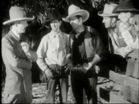 Saw these at Saturday morning movies, when it cost 10 cents to get in... A young John Wayne... West Of The Divide (John Wayne) - western movies Full length