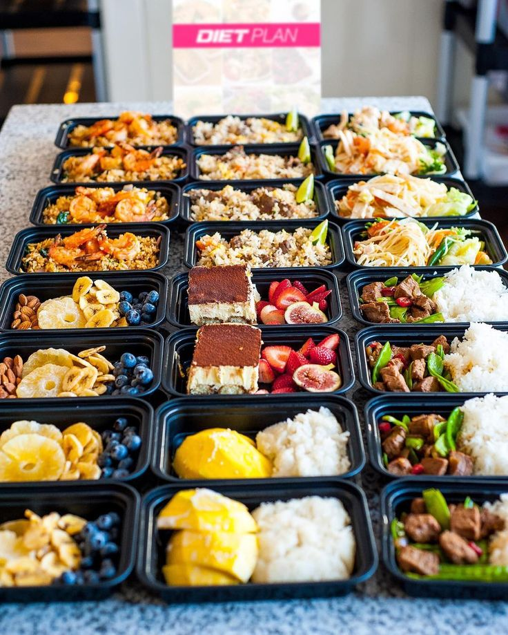 The 53 best images about Meal Prep on Pinterest | Healthy food ...