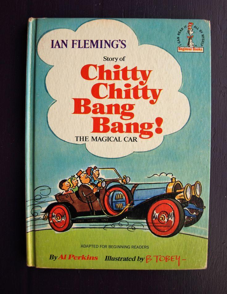 how to make chitty chitty bang bang