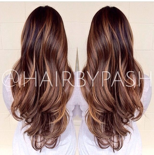 Hair #balayage