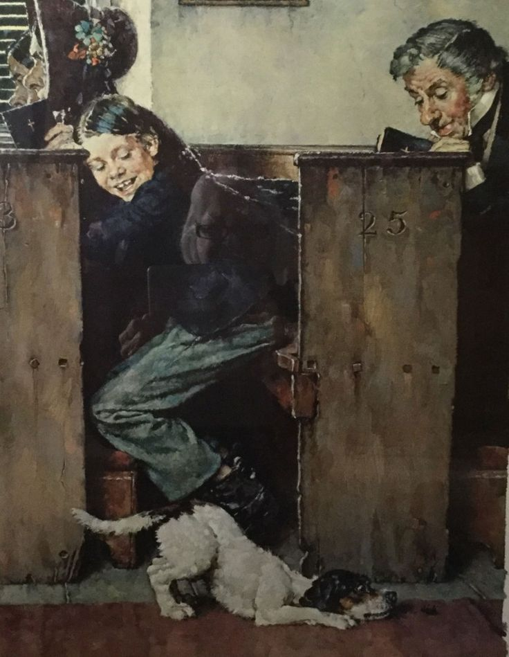 909 best art norman rockwell images on pinterest norman