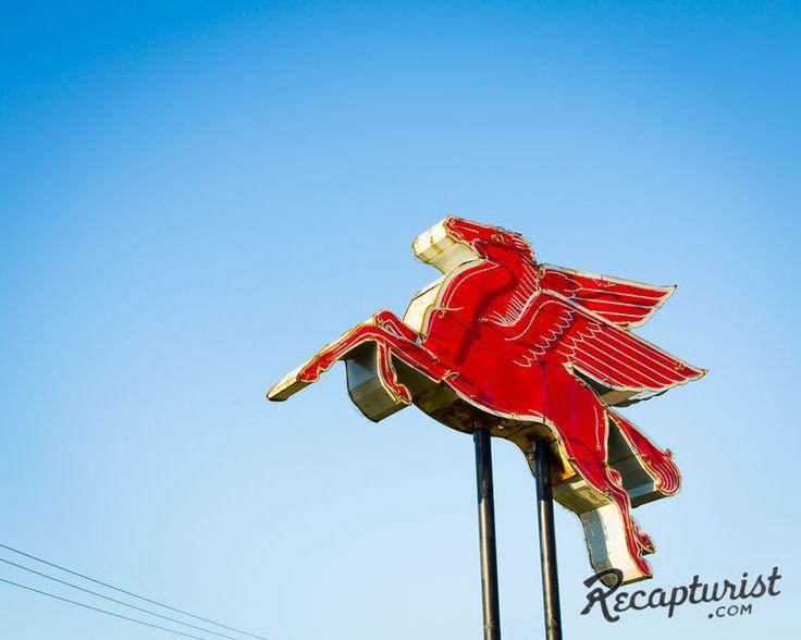 Pegasus on the Recapturist