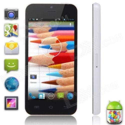 XIAOCAI X800-B Dual-Core Android 4.2 WCDMA Bar Phone
