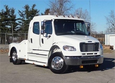 2014 FREIGHTLINER BUSINESS CLASS M2 106 Medium Duty Trucks - Versatile Hauler Trucks For Sale At TruckPaper.com