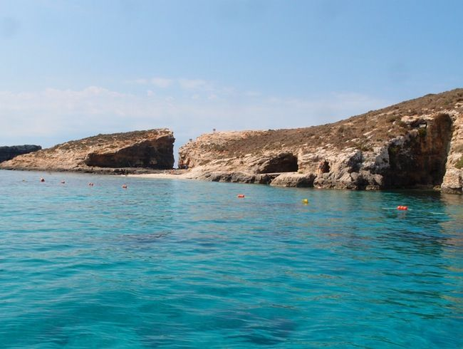 """The Blue Lagoon While Malta's uninhabited third island of Comino may be mostly barren and feature only a few hotels, it's got one very popular destination: The Blue Lagoon. Visitors mostly drift over for the day by private boat or an organized trip that includes snorkeling, boozing and more in this small, horseshoe-shaped inlet. Consider yourself forewarned, though: Jellyfish are common in these waters and they like to sting. (Which means Madonna's acting in the 2002 film """"Swept Away,"""" which…"""