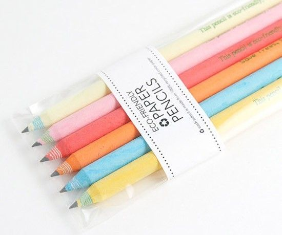 18 best Eco-Friendly School Supplies images on Pinterest School - colored writing paper