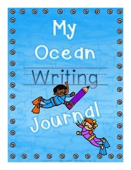 """My Ocean Journal {K-2 Writing Journal}This writing  journal is the perfect addition to your ocean  unit!  Designed for K-2 writers, it provides your developing writers with prompts to get them started and tools to help them refine their writing. I've also included tips for how to use this resource  in Writer's Workshop, and a summary of current research about writing instruction.This journal includes:""""How to Use This Unit """"Happy Face Writing"""" editing checklistOcean Life Word Bank journal…"""