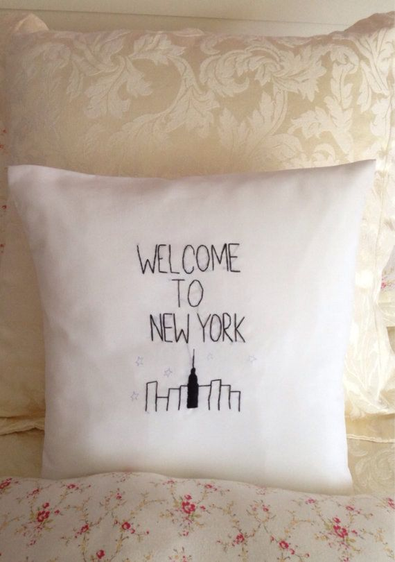 This pillow. | Community Post: 18 Perfect Etsy Items For Every Taylor Swift Fan