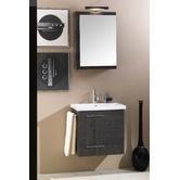 "Found it at AllModern - Simple NS4 22.5"" Wall Mounted Bathroom Vanity Set"