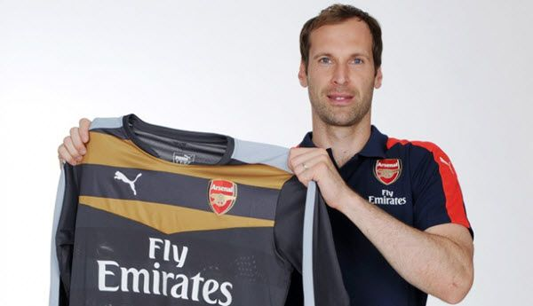 Petr Cech will be going to Stamford Bridge for the first time after he switched sides from Chelsea to Arsenal during summer transfer