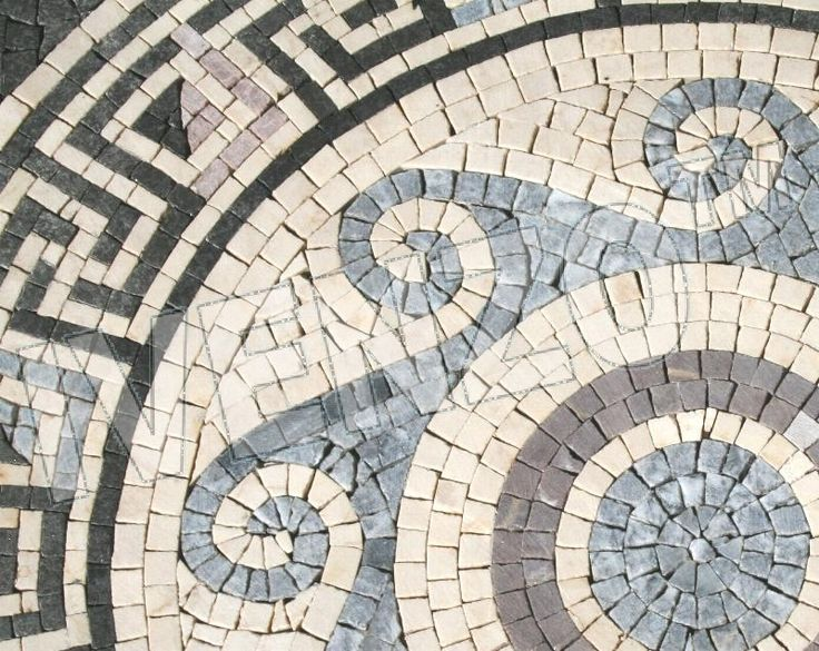 Roman Mosaic Patterns | Beautiful Scenery Photography