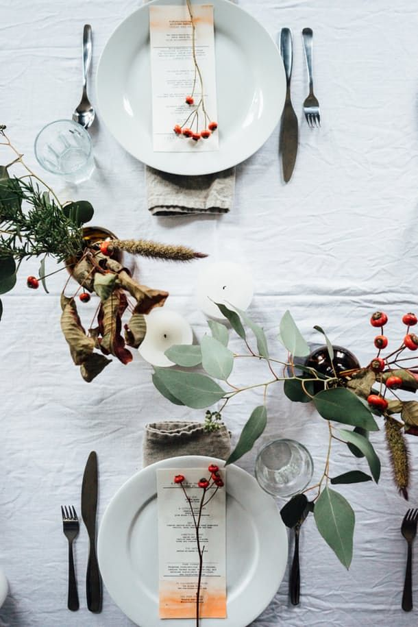 Natural Christmas Decor That Looks Right At Home Inside   Apartment Therapy   Thanksgiving Table  547 best Christmas Decorating  Ideas   Projects images on  . Round Dining Table Apartment Therapy. Home Design Ideas