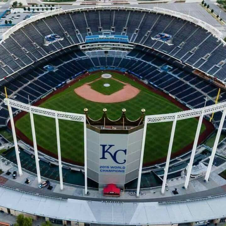 Kauffman Stadium-Kansas City