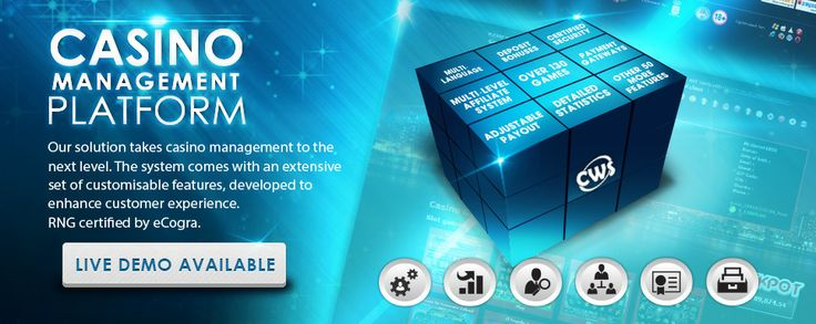 """CasinoWebScripts is an online casino software development company, specialized in creating online games and web platforms for online casinos. The company works on a """"no-monthly"""" fee pricing policy, allowing their clients to keep 100% of their profit."""