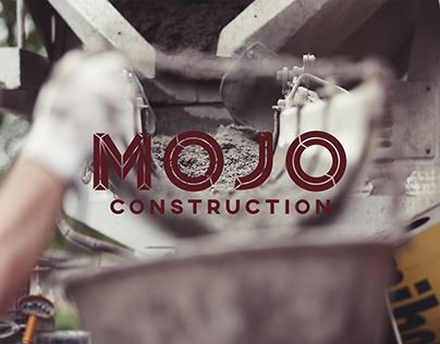 """Check out new work on my @Behance portfolio: """"MOJO Construction"""" http://be.net/gallery/53139357/MOJO-Construction"""
