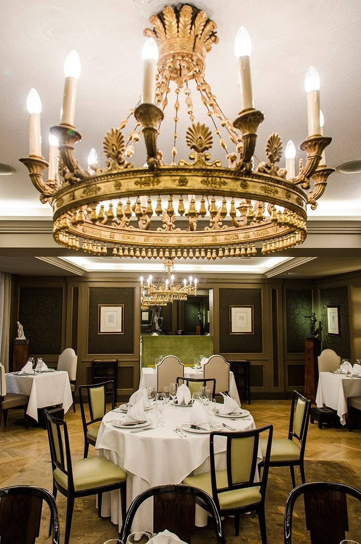 """Ресторан в Праге """"CODA""""."""