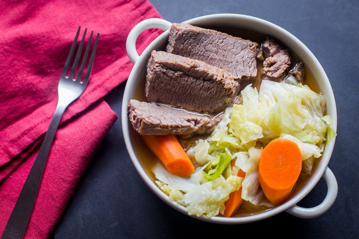 Pressure Cooker Corned Beef and Cabbage | The Domestic Man