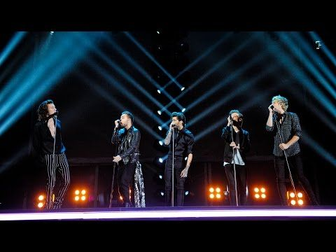 One Direction - Steal My Girl at BBC Music Awards 2014