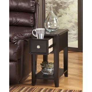 Shop for Signature Designs by Ashley Chairside End Table. Get free shipping at Overstock.com - Your Online Furniture Outlet Store! Get 5% in rewards with Club O! - 16337315