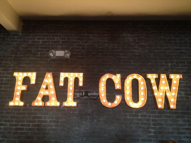 Los Angeles Design Blog | Material Girls | LA Interior Design » The Fat Cow