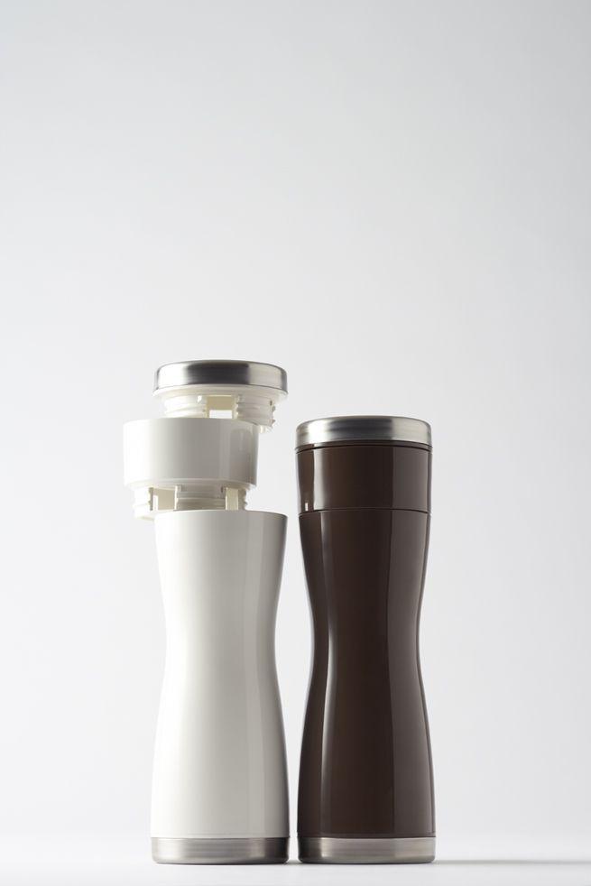 teapot bottle / お茶を好きなタイミングと濃さで煎れることができる水筒