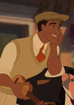 *PRINCE NAVEEN/THE FROG ~ The Princess and the Frog, 2009
