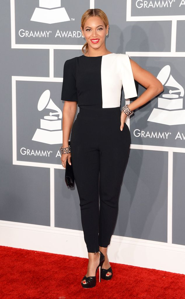 Trop carré from Grammy Awards 2013 : Fashion Police