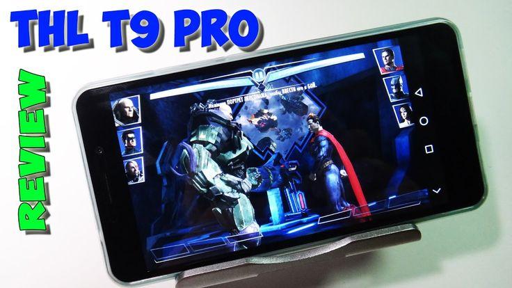 THL T9 Pro обзор смартфона