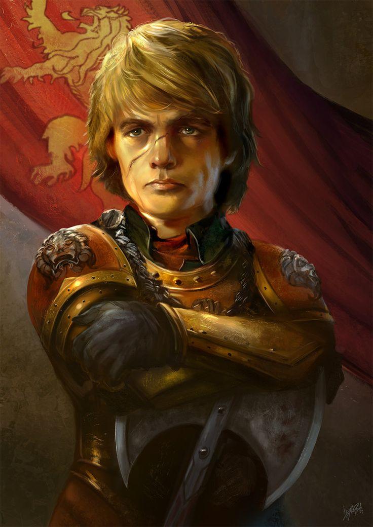 Tyrion Lannister by flaviobolla.deviantart.com on @deviantART