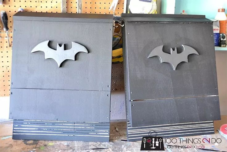 Free Bat House Plans You Can Build Today
