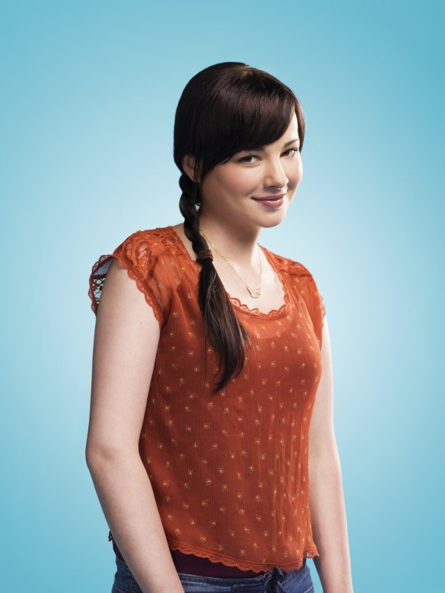The perfect Claire!  Still of Ashley Rickards in Awkward.  #morganville #claire
