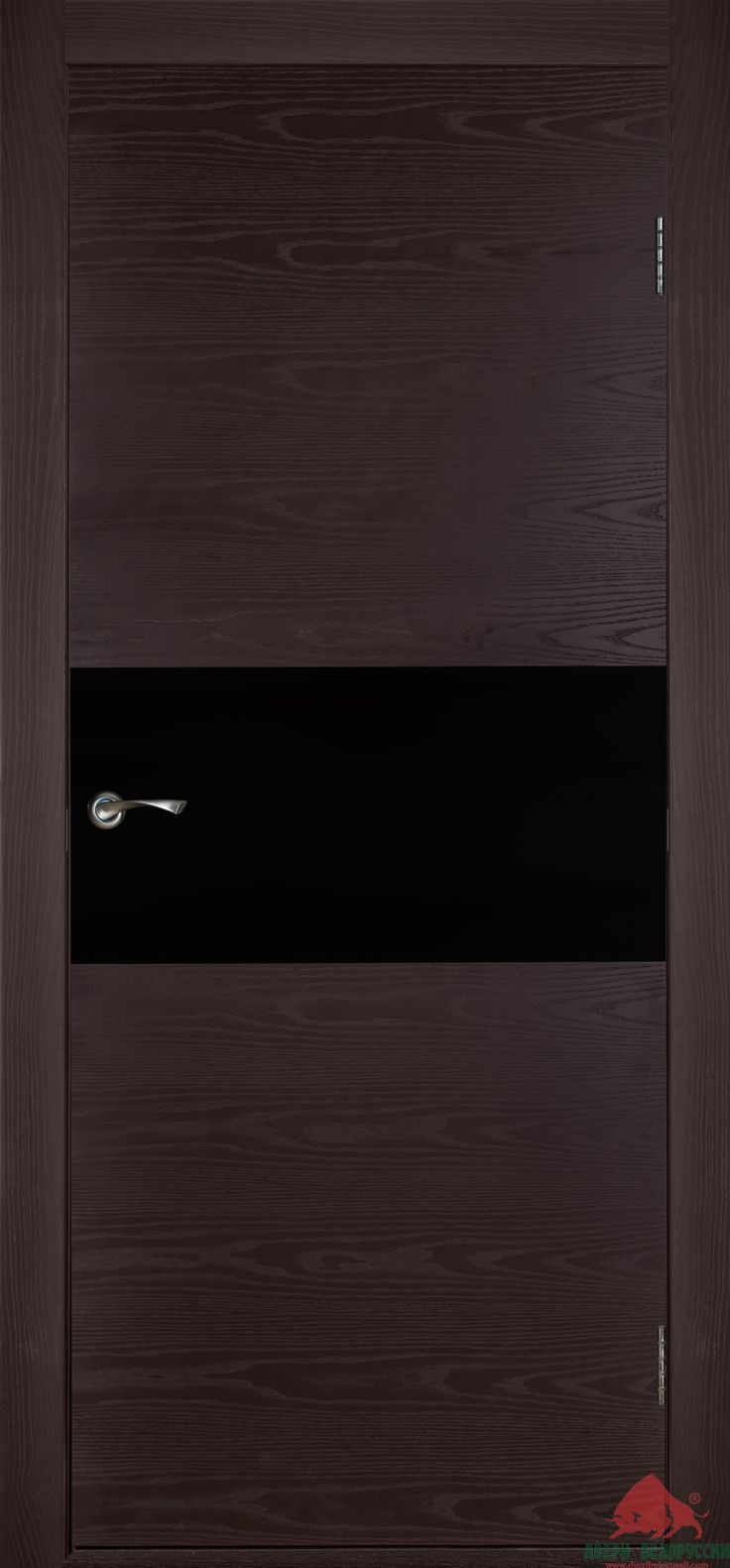 Межкомнатная дверь Нео 2 ультрамарин ПО от 5 995 грн. Фото №1