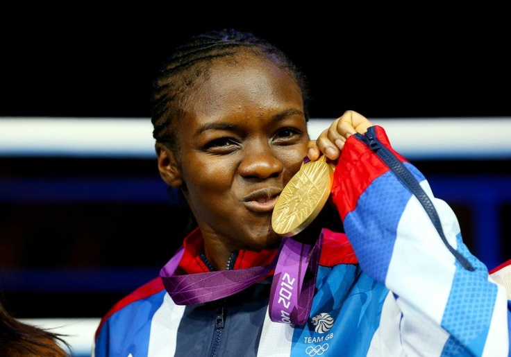 Nicola Adams, Team GB, London 2012, womens boxing champion