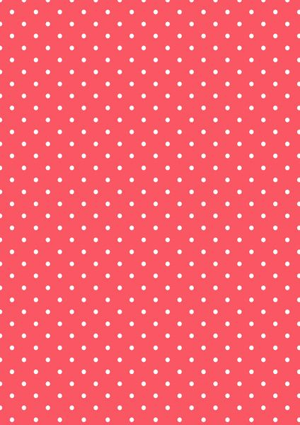 1000 Ideas About Polka Dot Paper On Pinterest Paper