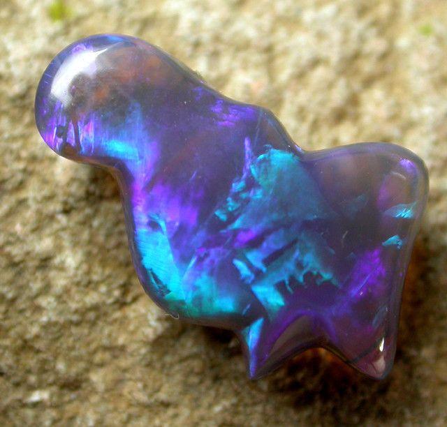 Australian Black Opal Information
