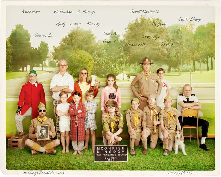 I just found some exclusive, hidden content for Wes Anderson's new film. Check out MoonriseKingdom.com to find more!