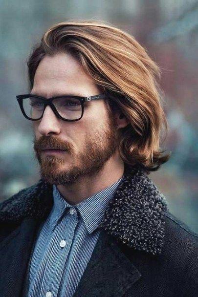 Frisuren Männer Lange Haare Modern Männer Frisuren Pinterest