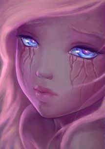 tears leave scars.