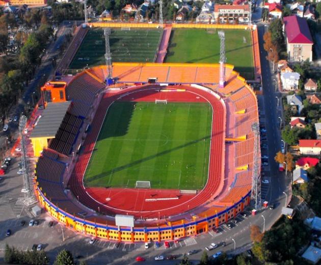 Stadionul Ceahlaul - Ceahlaul Piatra Neamt