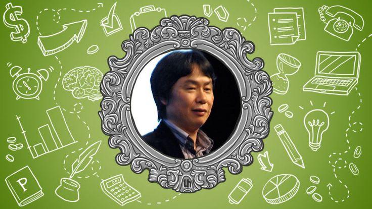 Shigeru Miyamoto's Best Creativity Tips