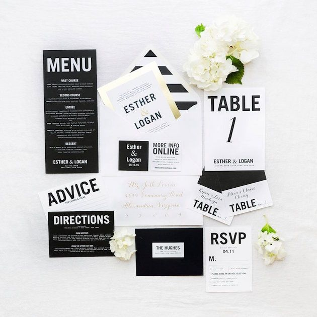 Wedding Stationery Trends | Wedding Paper Divas | Bridal Musings Wedding Blog 10