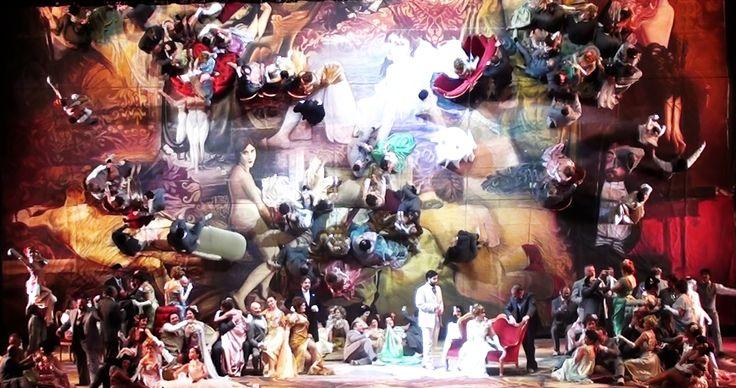 La Traviata degli Specchi, la recensione - Agenda Del Teatro