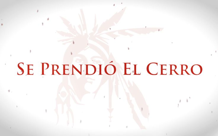 Se Prendió El Cerro (Lertra)