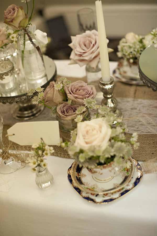 'Old Dutch' antique roses