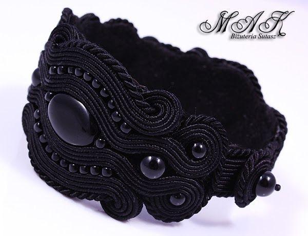 Mak - Biżuteria sutasz: Mała czarna :)